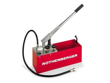 RP 50-S / RP 50-S INOX Basınç Pompası ile Kanal Açma