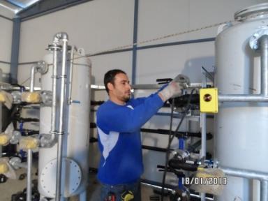Su Arıtma ve Ayrıştırma N M S Filitleleri